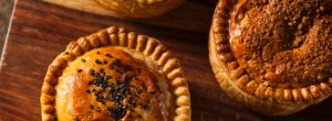 Pies & savouries