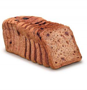 Allergywise Fruit Loaf 670g FROZEN