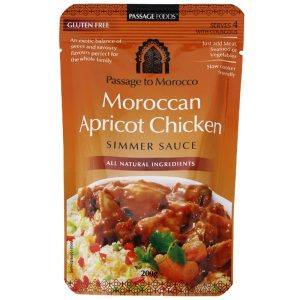 Passage to Morocco Moroccan Lemon Chicken Simmer Sauce 200g