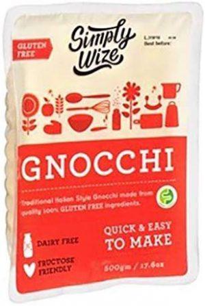 Simply Wize Gnocchi Plain 500g