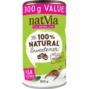 Natvia The 100% Natural Sweetener 300g