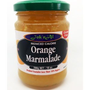 Jok n Al Orange Marmalade 280g