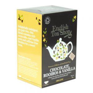 English Tea Shop - Chocolate Rooibos Vanilla 40g
