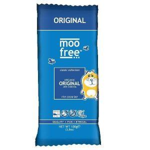 Moo Free Original Chocolate 100g