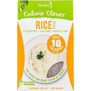 Slendier Rice Style 400g