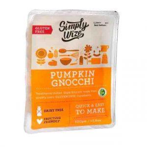Simply Wize Gnocchi Pumpkin 500g