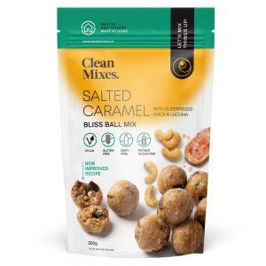 Clean Mixes Bliss Ball Mix Salted Caramel 200g