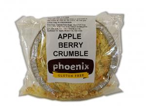 Phoenix Apple Berry Crumble Pie 240g FROZEN