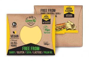 Green Vie Gouda Cheese Slices 180g