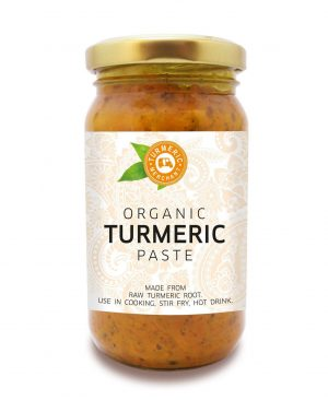 Turmeric Merchant Turmeric Paste 200g