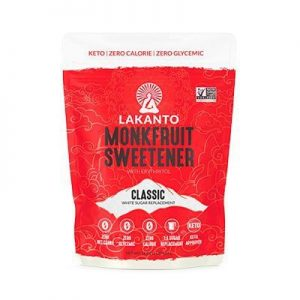 Lakanto Monkfruit Sweetener 800g