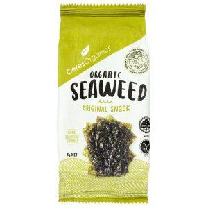 Ceres Organics Seaweed Snack 5g