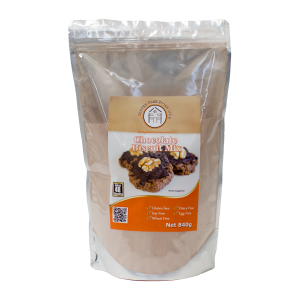 GF Store Chocolate Biscuit Mix 840g