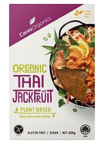 Ceres Organics Thai Jackfruit 200g
