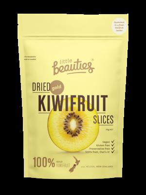 Little Beauties Dried Kiwifruit Slices 50g