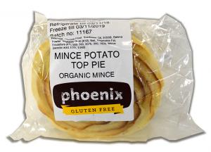 Phoenix Mince & Potato Top Pie 195g FROZEN