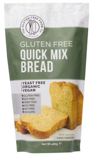 Gluten Free Food Co. QuickMix Bread 480g