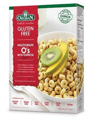 Orgran Multigrain Os with Quinoa 300g