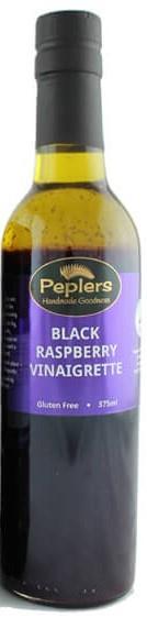 Peplers Black Raspberry Vinaigrette 375ml