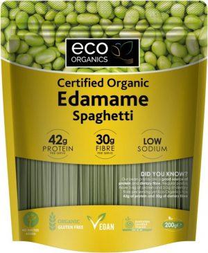 Eco Organics Edamame Spaghetti 200g