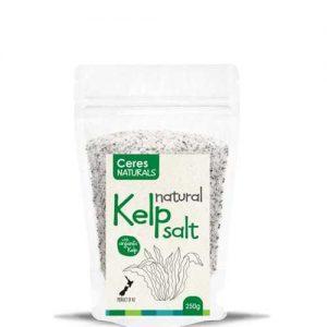 Ceres Organics Natural Kelp Salt 250g