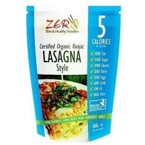 Zero Noodles Lasagna 400g