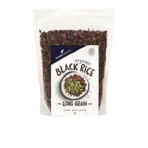 Ceres Organics Black Long Grain Rice 500g