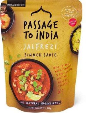 Passage to India Jalfrezi Simmer Sauce 375g