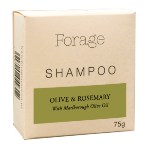 Forage Shampoo - Olive and Rosemary