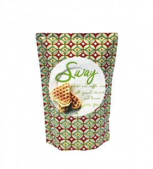 Sway Pikelet and Waffle Mix Lemon 400g