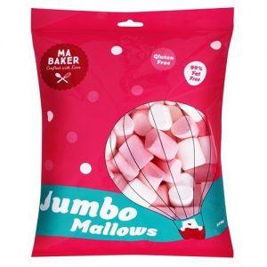 Ma Baker Jumbo Mallows 520g