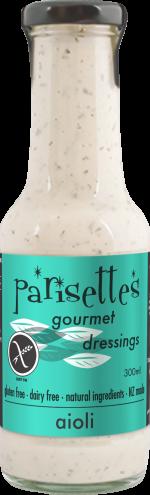 Parisettes Aioli Dressing 300ml