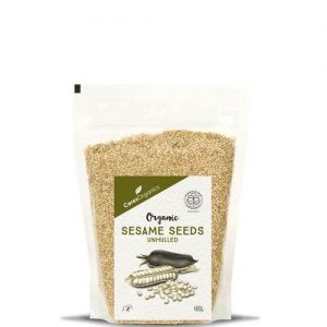 Ceres Organics Sesame Seeds Unhulled 400g