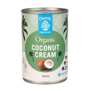 Chantal Coconut Cream 400ml
