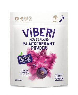 Viberi Blackcurrant Powder 450g