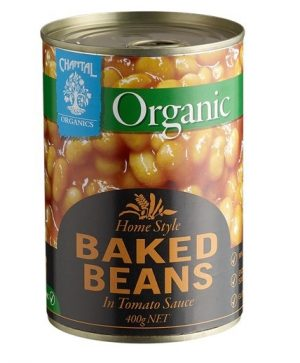 Chantal Homestyle Baked Beans 400g