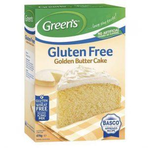 Greens Butter Cake Mix 470g