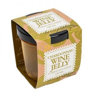 Herb & Spice Mill - Chardonnay Wine Jelly 120mls