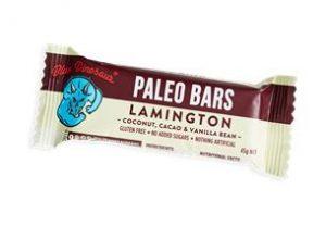 Blue Dinosaur Paleo Bar - Lamington 45g