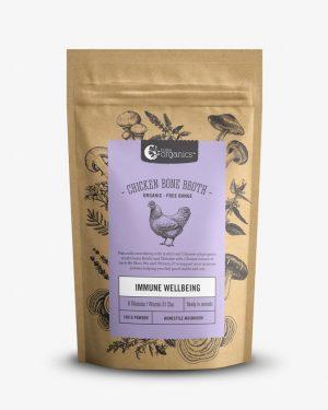 Nutra Organics Chicken Bone Broth Mushroom 100g