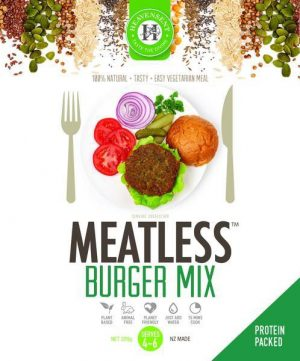 Heavensent Meatless Burger Mix 220g