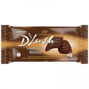 DLush Double Choc Biscuits 150g