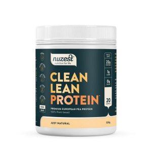 Nuzest Clean Lean Protein - Just Natural 500g