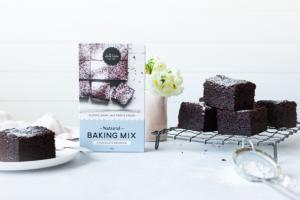 Love Cake Chocolate Brownie Mix 380g