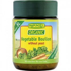 Rapunzel Organic Vegetable Bouillon 160g