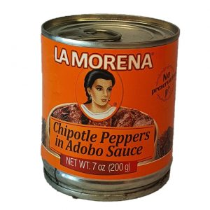 Lamorena Chipotle Peppers in Adobo Sauce 200g