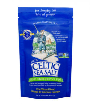Celtic Sea Salt - Fine Ground 227g