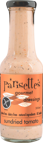Parisettes Sundried Tomato Dressing 300ml