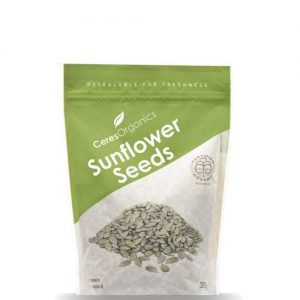 Ceres Organics Sunflower Seeds 300g