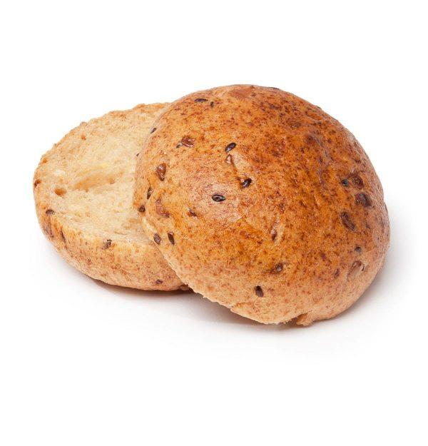 Allergywise Seeded Burger Buns (6) 420g FROZEN